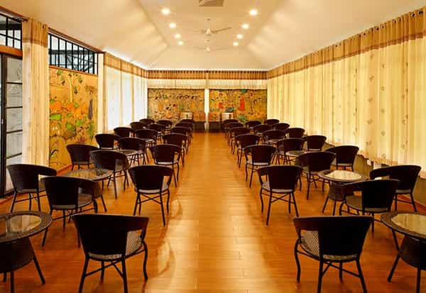Conference Hall Ideal for Business Meetings