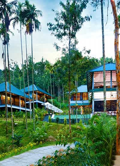 Luxurious Stay Close to Nature