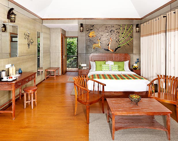 Luxury stay in Wayanad Resort with 5-star facilities