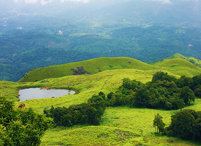 Chembra peak an ideal trekking and hiking place in Wayanad