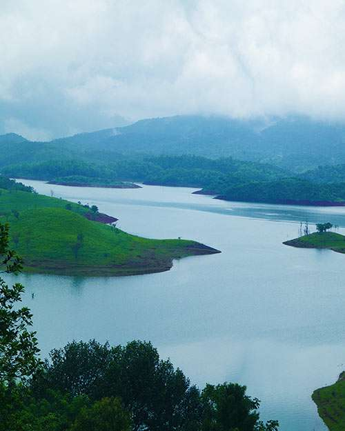 Banasura Sagar Dam the only earth dam in Kerala