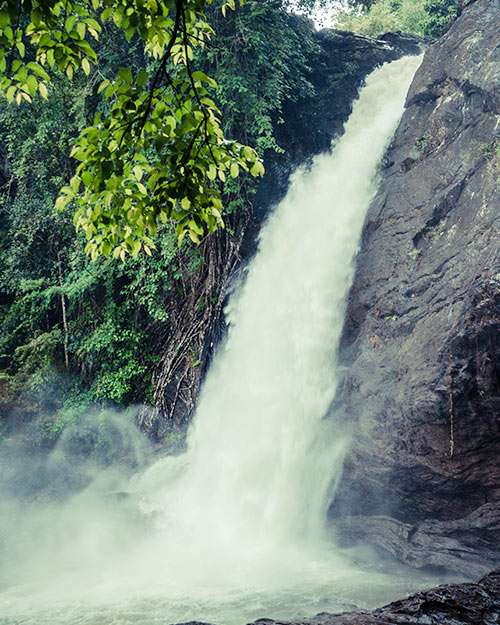 Soochipara waterfalls in Wayanad Kerala
